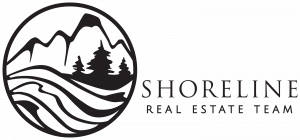 Shoreline logo horizontal black